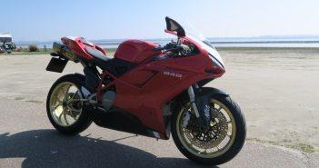 Ducati 848 nivex