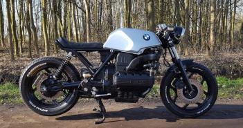 BMW k100 caferacer