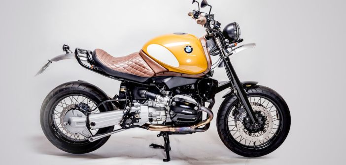 Custom BMW R1100R door Wrench Kings wordt verloot
