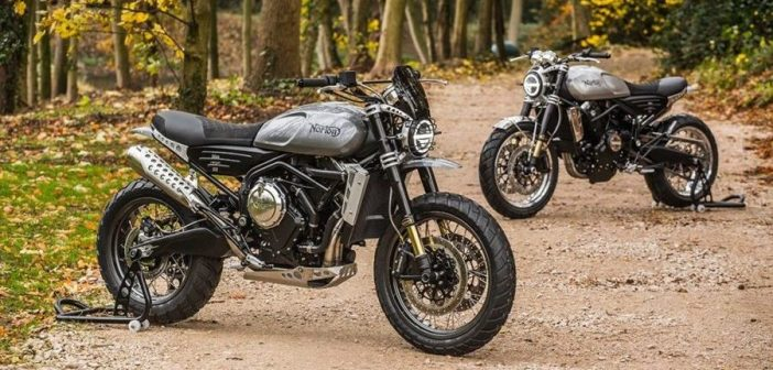 Norton Scrambler Atlas 650