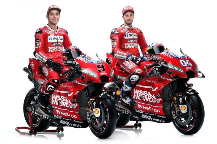 Ducati 2019 MotoGP