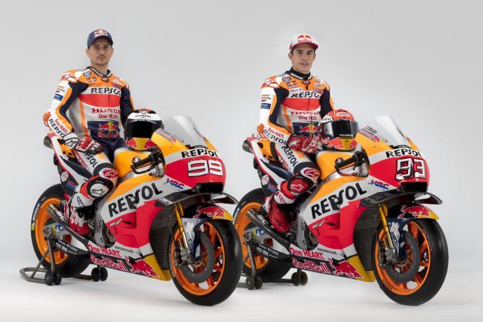 Honda MotoGP 2019