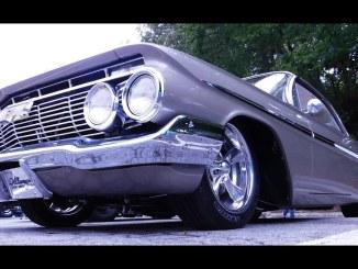 1961 Chevrolet Impala Alloway's Hot Rod Shop 2017 NSRA Street Rod Nationals South