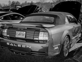 Mustang Saleen (Cars & Coffee of Hendersonville NC)