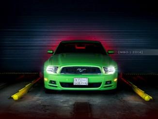 Mustang GT Premium 2013