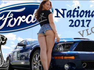 Vlog - Won't believe what we saw at All FORD Nationals 2017