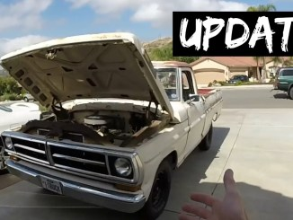 Update On The F100!