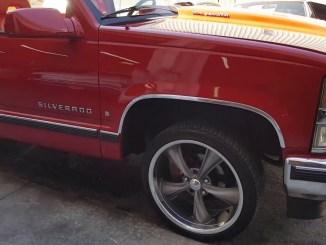 1990 Silverado with 383 stroker motor
