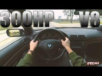 BMW E39 540i 4