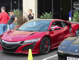 BRAND NEW ACURA NSX at SD Wrap