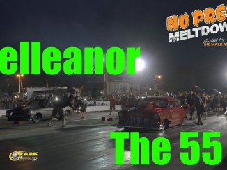 The 55 vs Helleanor  at No Prep Meltdown Big Mike Flashlight Start  4k