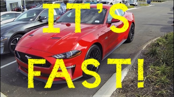 First Real World Review! 2018 Mustang GT (10 Speed AUTO)!