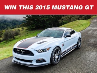 Hurst Elite Series Sweepstakes - Enter to Win the Hurst Engineering 2015 Mustang GT