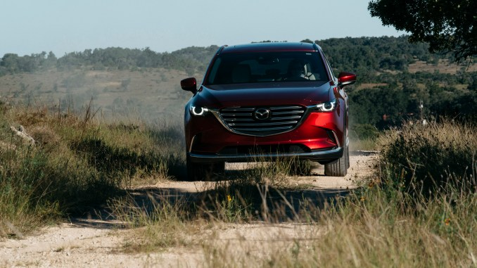 Mazda CX-3, CX-5 and CX-9 Sweep Category Awards at Annual Texas Auto Writers' Truck Rodeo