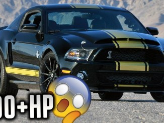 800+ HORSEPOWER MUSTANG - GT500 SUPER SNAKE WITH OVER 850HP