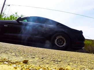 2015 mustang gt hellion twin turbo corsa extreme burn out
