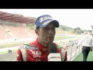 GTSPRINT - Race 1 + 2 Interviews