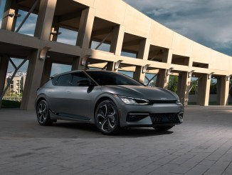 """KIA AMERICA PRESENTS RARE OPPORTUNITY TO PRE-ORDER """"FIRST EDITION"""" EV6 ALL-ELECTRIC VEHICLE"""