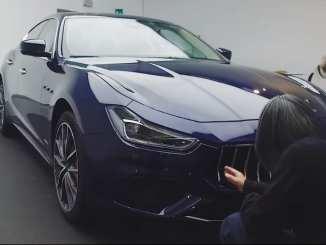 Maserati x Fragment Design Teases Something Unprecedented