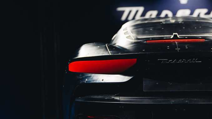 Maserati MC20 Development Details Divulged