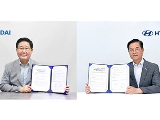 Hyundai Motor-Hyundai Electric Sign MOU to Develop Hydrogen Fuel Cell Package for Power Generation