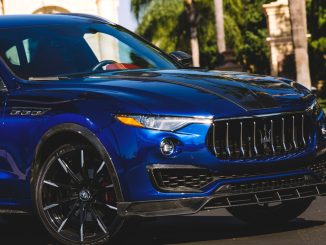 New Maserati Levante Tuning Kit Now in USA