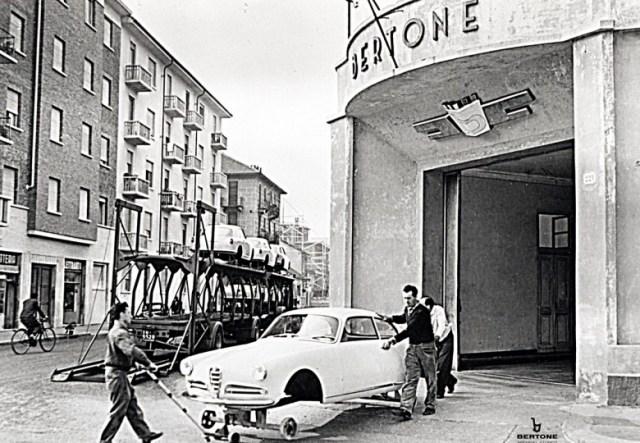 Factoria Bertone