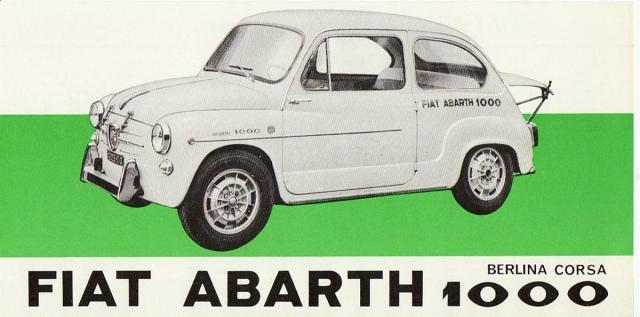 Abarth 1000 TC