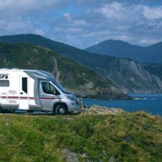 Viaja a Galicia en tu motorhome