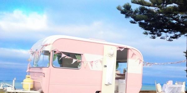 La moda de las caravanas vintage