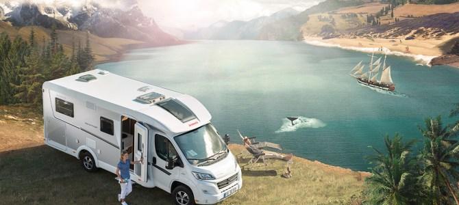 Los trayectos que más se hacen al viajar en caravana