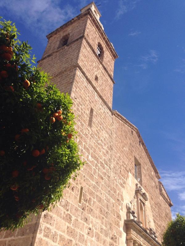 Church, Albaida