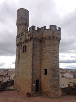 Four Winds Tower, Royal Palace of Olite