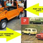 Fiat 600 Savio Jungla Virgilio Motori