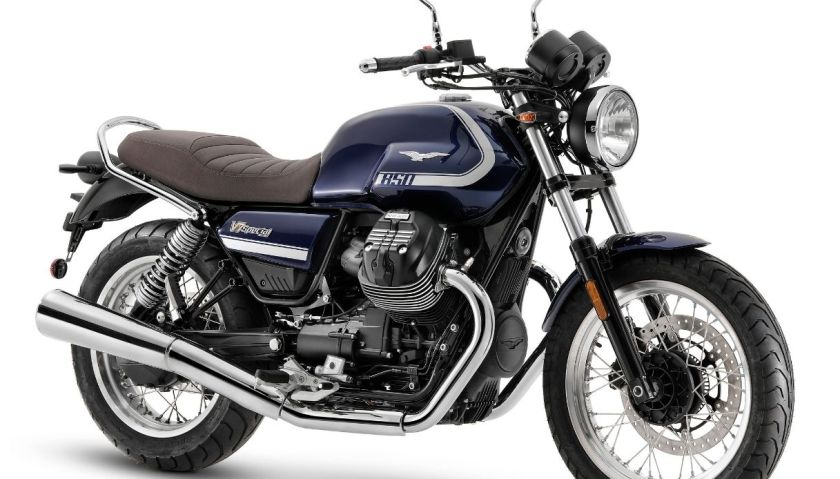 Moto Guzzi launches the new V7 Speciale and Stone