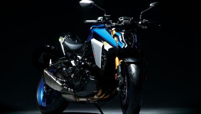 La nuova Suzuki GSX-S1000 arriva in Italia