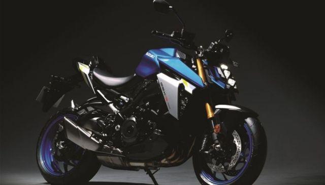 Suzuki, Web Edition per la GSX-S1000