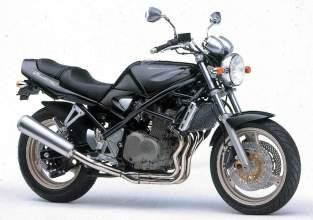 Suzuki GSF 400 Bandit 1991