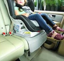 Heavy Duty Car Seat Protector Saver Auto Child Baby Safety Non Slip Vehicle-B//G