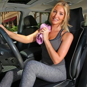 Remove Sweat Stains From Car Seats