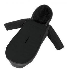 Britax baby car seat and stroller footmuff