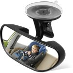 IdeaPro baby car mirror for a car without a headrest in the backseat