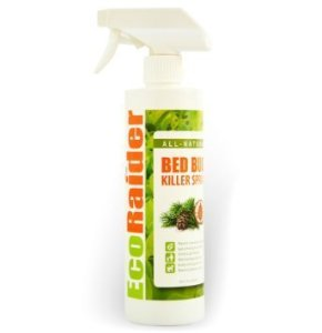 EcoRaider natural and non-toxic best bug spray for babies