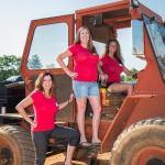 The Standridge sisters of Standridge Auto Parts