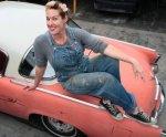 Kristin Cline, founder of Grease Girl