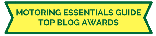 Top Blog Awards by Motoring Essentials Guide