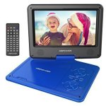 DBPOWER 9.5-Inch portable DVD players for autos