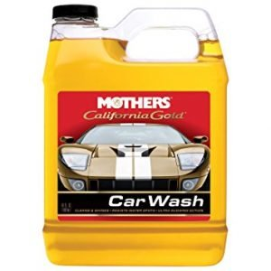 Mothers 05664 California Gold best soap for washing car