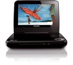 Philips PET741M-37 DVD players for suvs