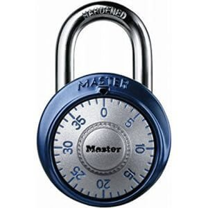 Keyless master combination padlock